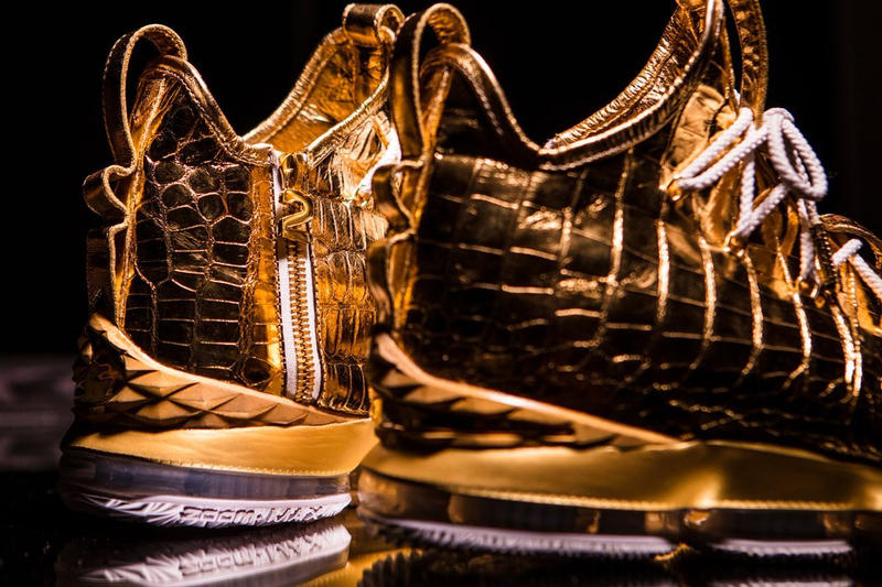 10 Of The Rarest Lebron James Shoes Ever