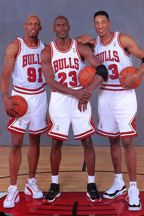 10 Things you Didn't Know About The 1996 Bulls
