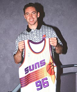 Steve Nash Draft
